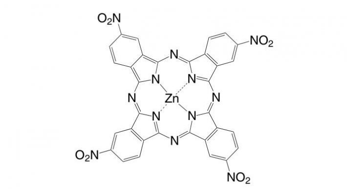 Zinc(II) 2,9,16,23-tetranitro-phthalocyanine CAS 100043-01-4
