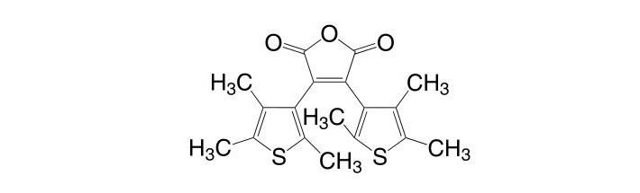 2,3-Bis(2,4,5-trimethyl-3-thienyl)maleic anhydride CAS 112440-47-8