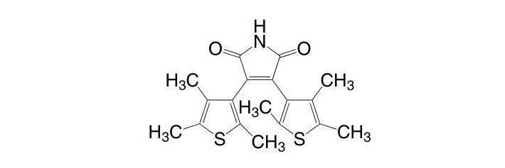 2,3-Bis(2,4,5-trimethyl-3-thienyl)maleimide CAS 220191-36-6