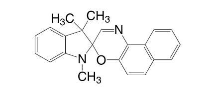 1,3,3-Trimethylindolinonaphthospirooxazine CAS 27333-47-7