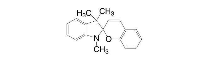 1,3,3-Trimethylindolinobenzopyrylospiran CAS 1485-92-3