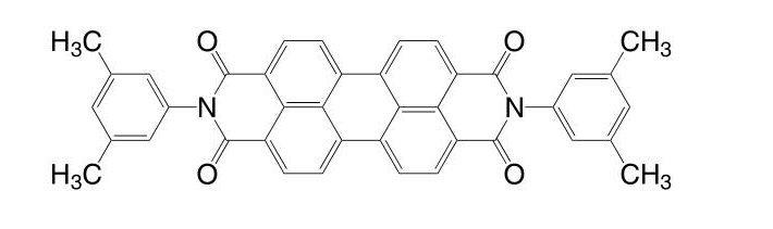 N,N'-Bis(3,5-dimethylphenyl)-3,4,9,10-perylenetetracarboxylicdiimide CAS 4948-15-6
