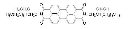 N,N'-Bis(2-ethylhexyl)-3,4,9,10-perylenetetracarboxylic diimide CAS 82531-03-1