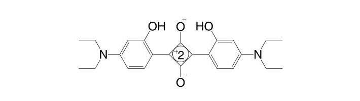 2,4-Bis[4-(diethylamino)-2-hydroxyphenyl]squaraine CAS 68842-66-0