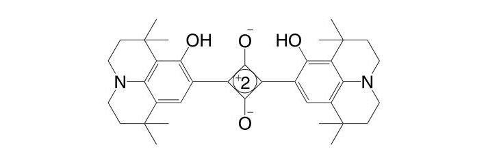 2,4-Bis[8-hydroxy-1,1,7,7-tetramethyljulolidin-9-yl]squaraine CAS 358727-55-6