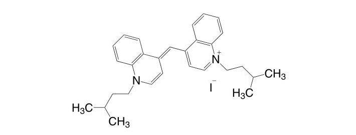 Cyanine CAS 523-42-2