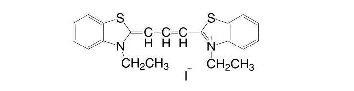 3,3′-Diethylthiacarbocyanine iodide CAS 905-97-5