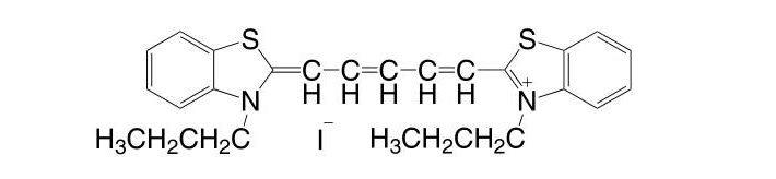 3,3′-Dipropylthiadicarbocyanine iodide CAS 53213-94-8
