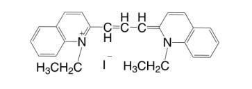1,1′-Diethyl-2,2′-carbocyanine iodide CAS 605-91-4