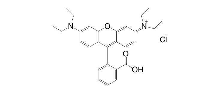 Rhodamine B CAS 81-88-9