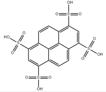 1,3,6,8-Pyrenetetrasulfonic acid CAS 6528-53-6