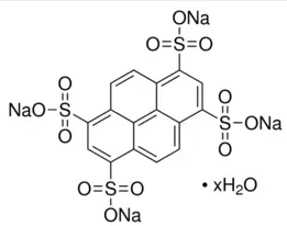 1,3,6,8-Pyrenetetrasulfonic acid tetrasodium salt hydrate CAS 59572-10-0